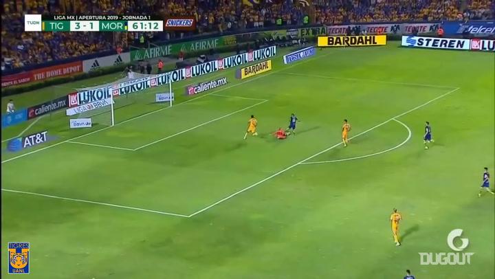 Nahuel Guzman's best Tigres moments