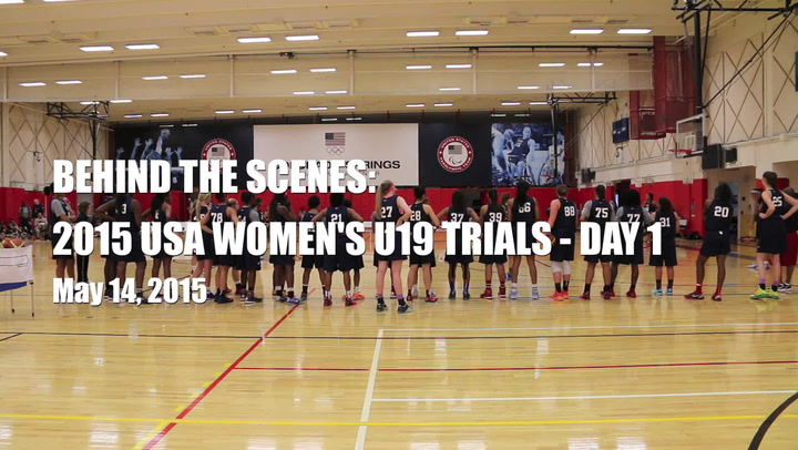 WU19 Trials Day 1