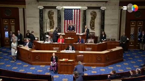 El Congreso de EEUU aprueba el mayor estímulo de la historia ante el Covid-19