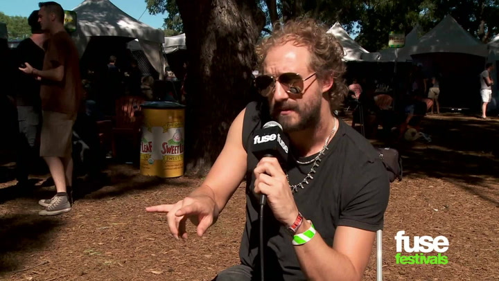 Festivals: Austin City Limits 2013: Phosphorescent Played, Partied With Robert Plant on His Birthday