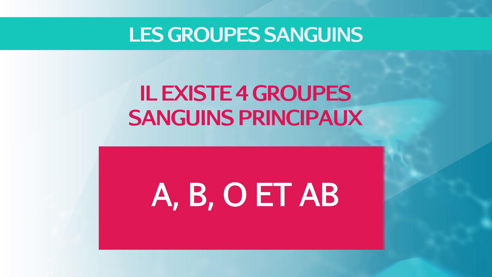 Groupes Sanguins O A B Ab Definition Et Compatibilite