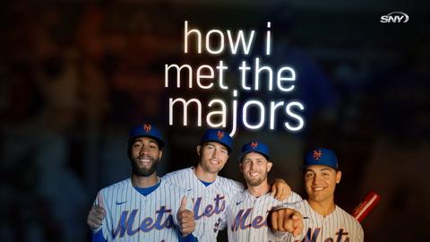 How I Met the Majors: Mets' Michael Conforto recalls big league debut