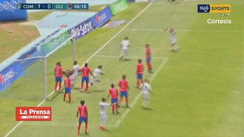 Comunicaciones 3-0 Olimpia (Copa Premier Centroamericana)