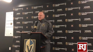 Gerard Gallant talks new tech
