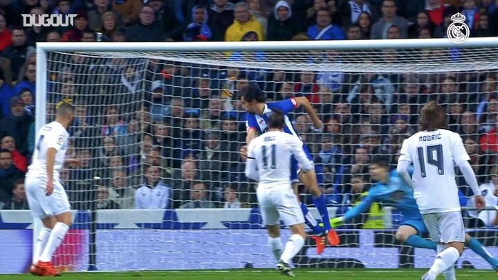 Gareth Bale's Best Headed Goals