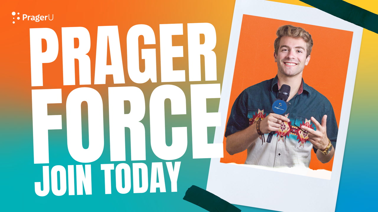 Join PragerFORCE Today!
