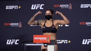 UFC 250: Weigh-in Results – Video
