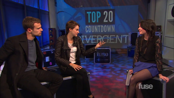 Shows: Top 20: Divergent Interview 1