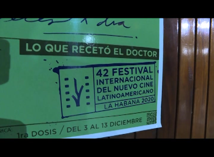 Inauguran en Cuba 42 Festival Internacional del Nuevo Cine Latinoamericano