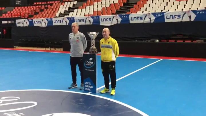El Barça Lassa quiere la Copa