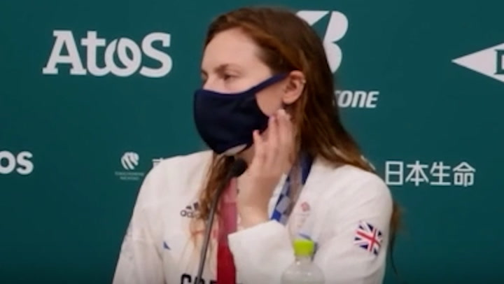 Tokyo 2020: Georgia Taylor-Brown relives Olympic triathlon puncture drama