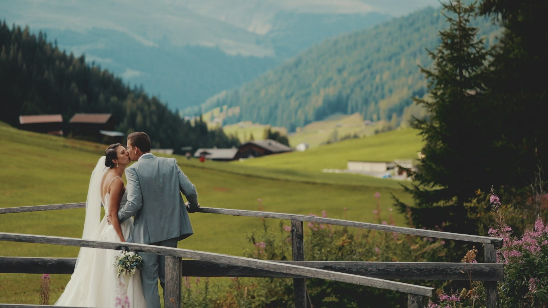Brittany + Ryan | Davos, Switzerland | Hotel Walserhuus Sertig