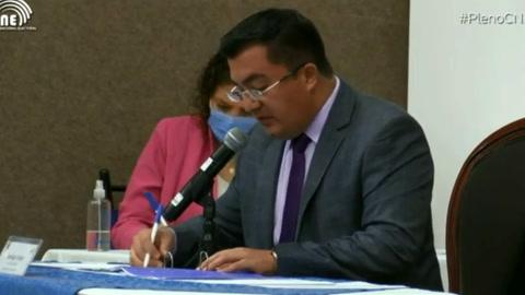 Ente electoral proclama a Lasso ganador de balotaje presidencial de Ecuador