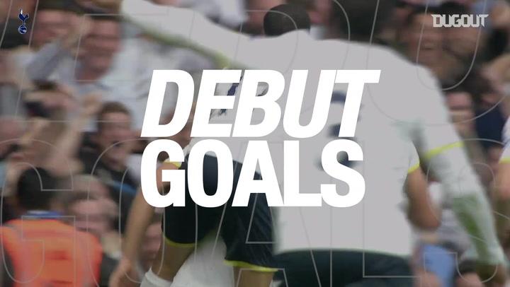 Debut Goals: Eric Dier Vs West Ham