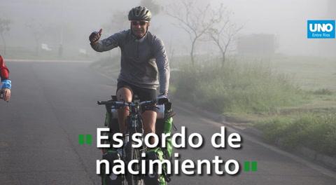 No hay barreras que detengan los sueños de Dante Rodríguez