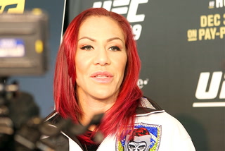 Cyborg says Holm is a big challenge for her