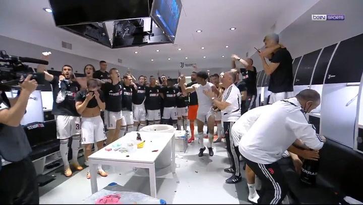 La Juve gana su noveno scudetto consecutivo