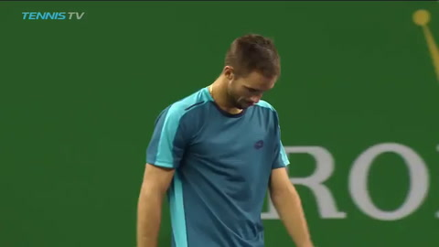 Del Potro levantó el partido, le ganó a Troicki y enfrentará a Federer en semis de Shangai