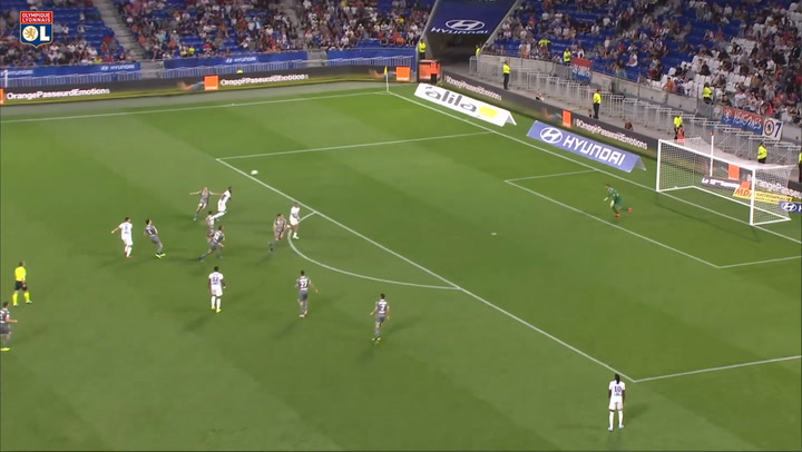 OL's top five goals vs Angers