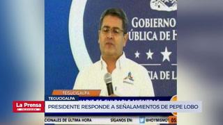 JOH a Pepe Lobo:
