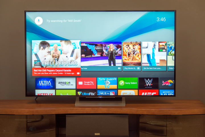 sony tv 4k. sony xbr55x930d (2016) review tv 4k