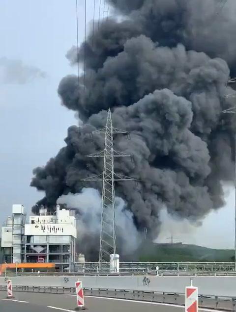 Alemania: 1 muerto en explosión en un recinto industrial