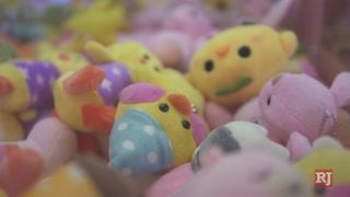 Baby-pink arcade brings fun to southwest Las Vegas – VIDEO