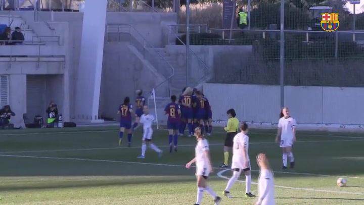 Liga Iberdrola: CD Tacon-Barça