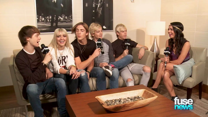 Interviews: SoCal Pop-Rock Quintet R5 Share Craziest Tour Bus Story