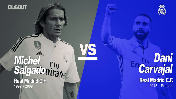 Past Vs Present: Salgado Vs Carvajal