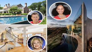 These Celebrity Homes Were the True Superstars of 2019