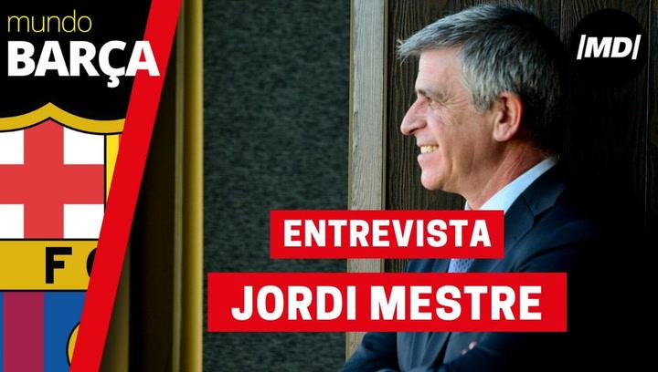 Entrevista a Jordi Mestre, exdirectivo del FC Barcelona
