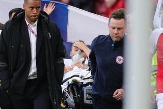 La alentadora imagen de Christian Eriksen tras desplomarse en pleno partido de Eurocopa