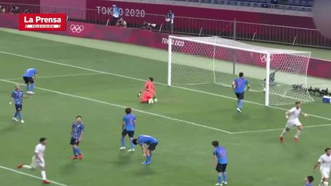 Japón 0 - 1 España (Tokio 2020)