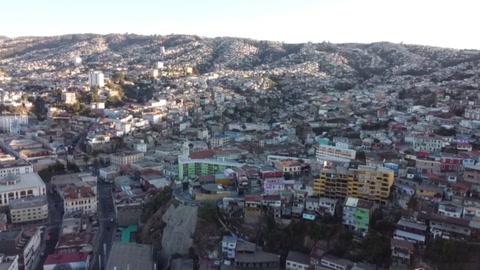 Valparaíso sufre una tormenta perfecta del coronavirus tras vacaciones