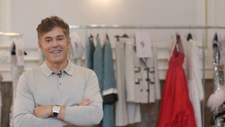 Entrevista a Jorge Vázquez: \'Ver a Zendaya o Sharon Stone con tus diseños es lo que más impresiona\'