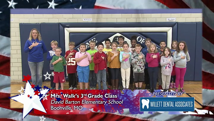 David Barton Elementary School - Mrs. Walk - 3rd Grade