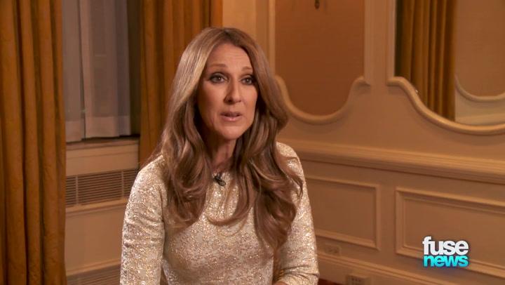 Shows: Fuse News: Celine Dion Teaser