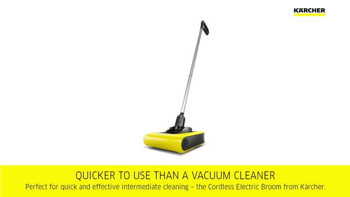 Preview image of Karcher KB5 Cordless Electric Broom video