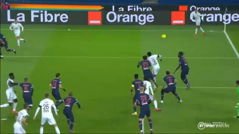 PSG 2-2 Bordeaux (Ligue 1)