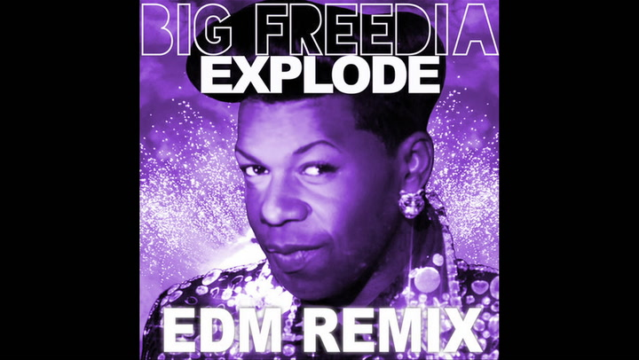"Shows: Big Freedia Queen of Bounce: ""Explode"" EDM Remix"