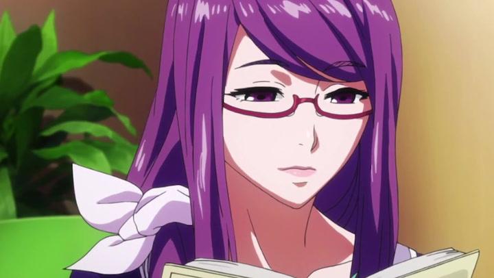 Who is Rize Kamishiro?