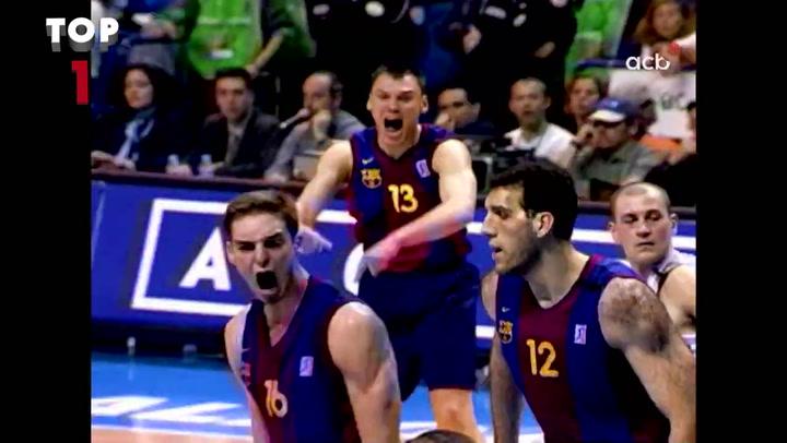 Las 16 mejores jugadas de Pau Gasol en la ACB