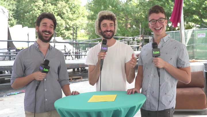 Storytime With AJR: The Brothers Create a Hilarious Story Using Random Words