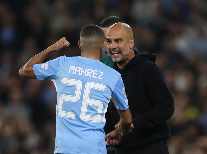 Guardiola praises 'incredible' Man City players as he delights in Champions League win