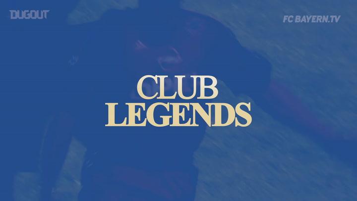 Club Legends: Alexander Zickler