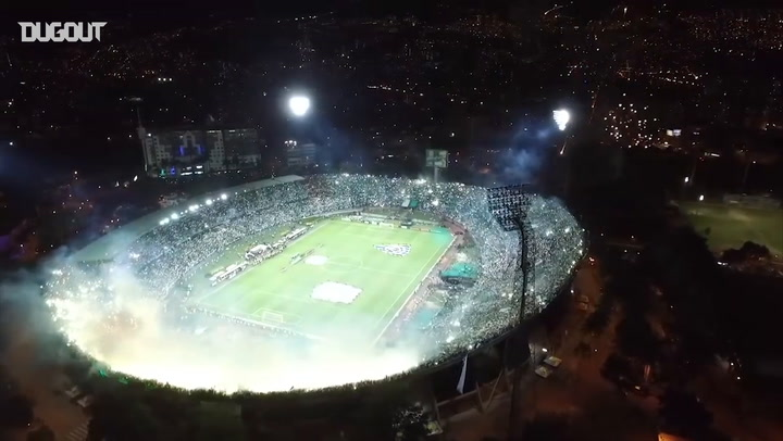 Atlético Nacional win the 2016 Libertadores title