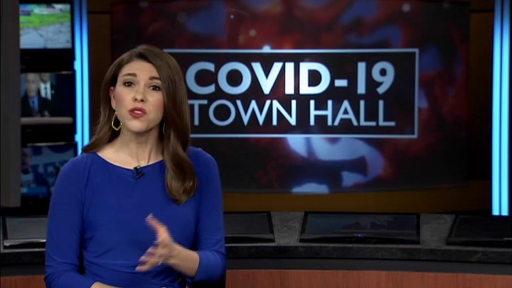 COVID-19 Town Hall: Talking to your children about the virus