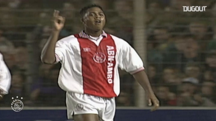 Ajax's best goals vs RKC Waalwijk
