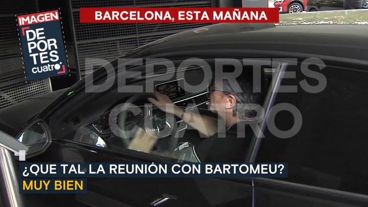 El padre de Messi confirma ahora que Leo podría seguir